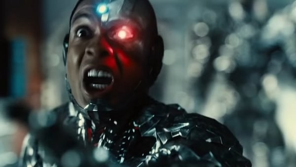 Cyborg's arc is the most satisfying in the film.