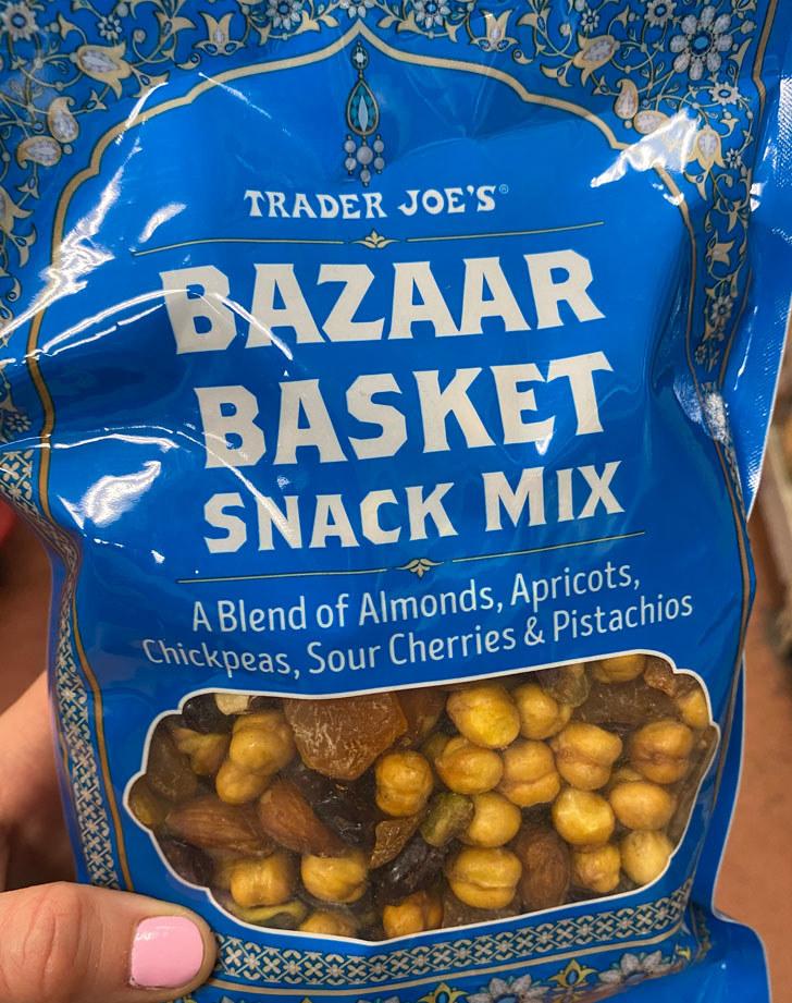 Bazaar Basket Snack Mix
