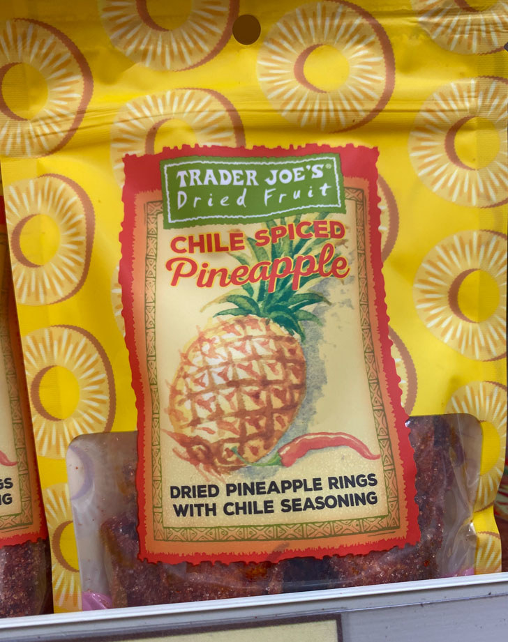 Chile Spiced Pineapple