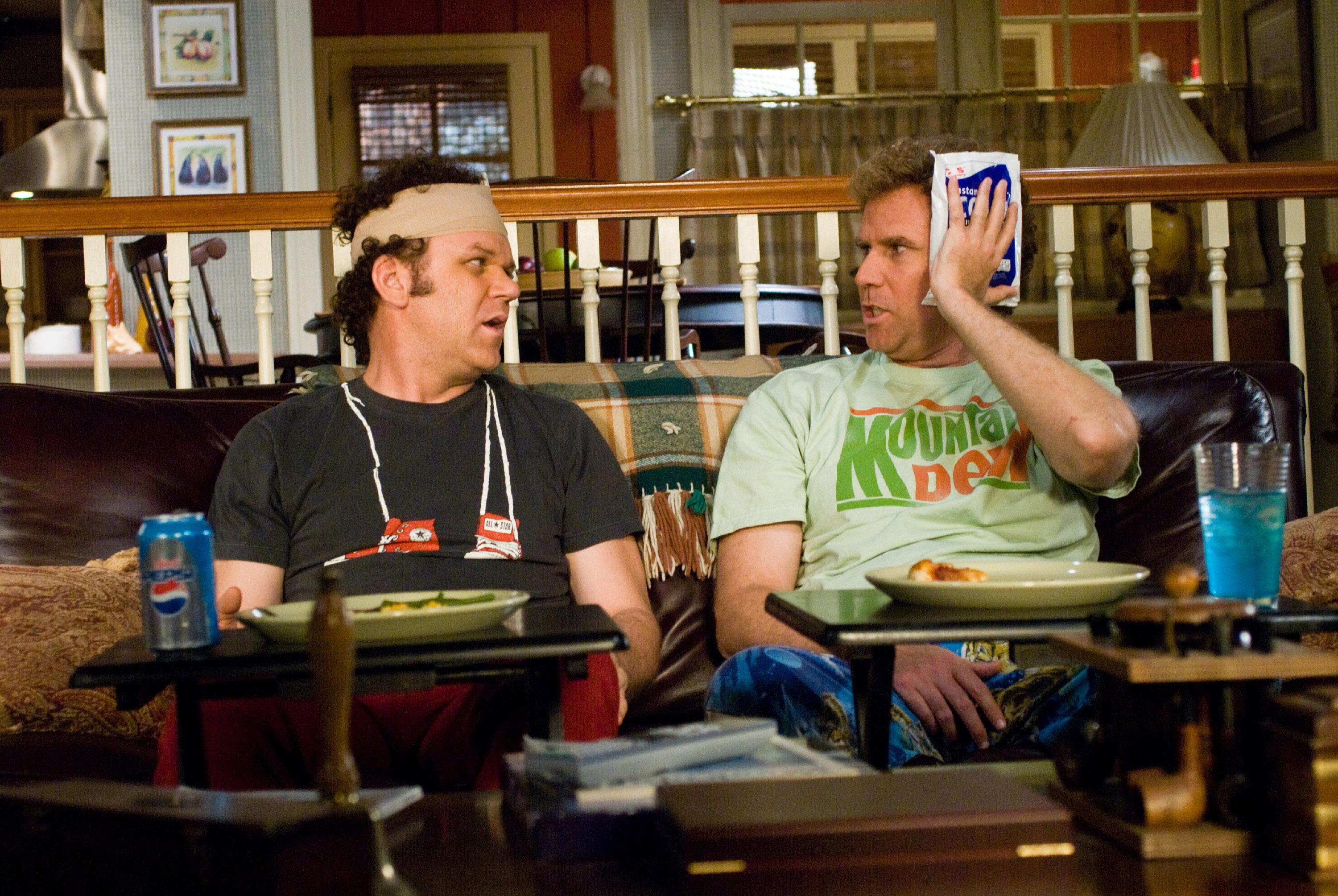 """John C. Reilly and Will Ferrell in """"Step Brothers"""""""