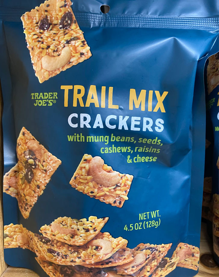 Trail Mix Crackers