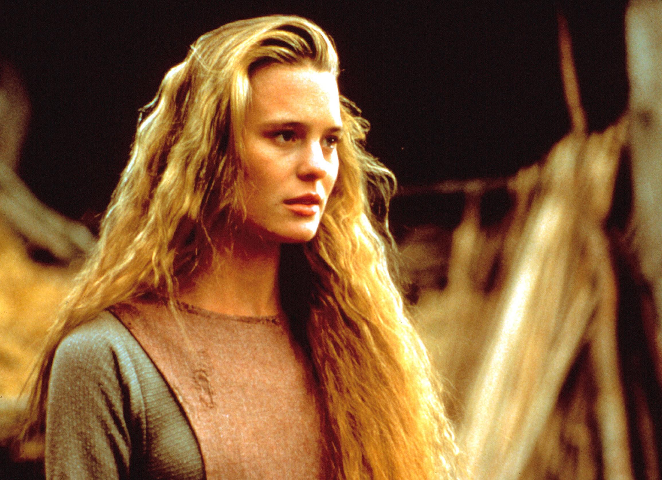 """Robin Wright in """"The Princess Bride"""""""