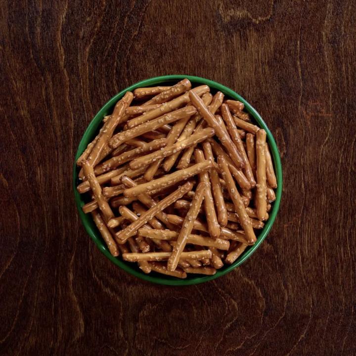 The pretzels