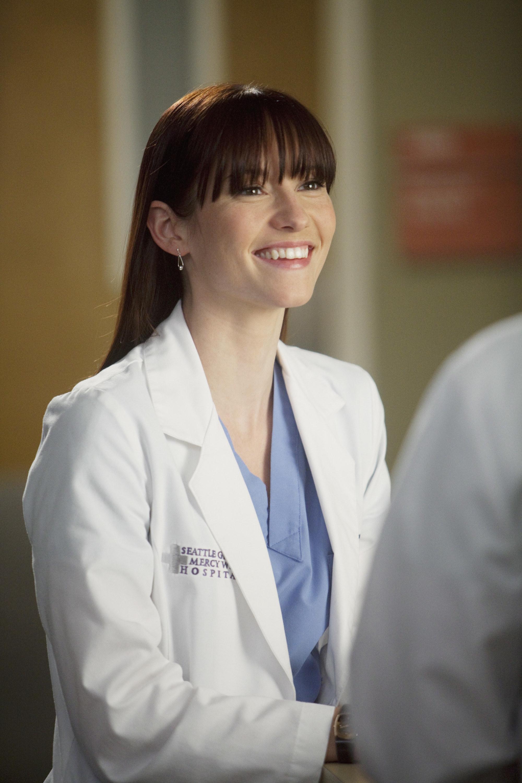 Chyler Leigh as Lexie Grey on Grey's Anatomy