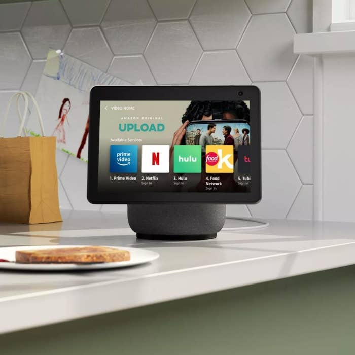 The Echo Show 10