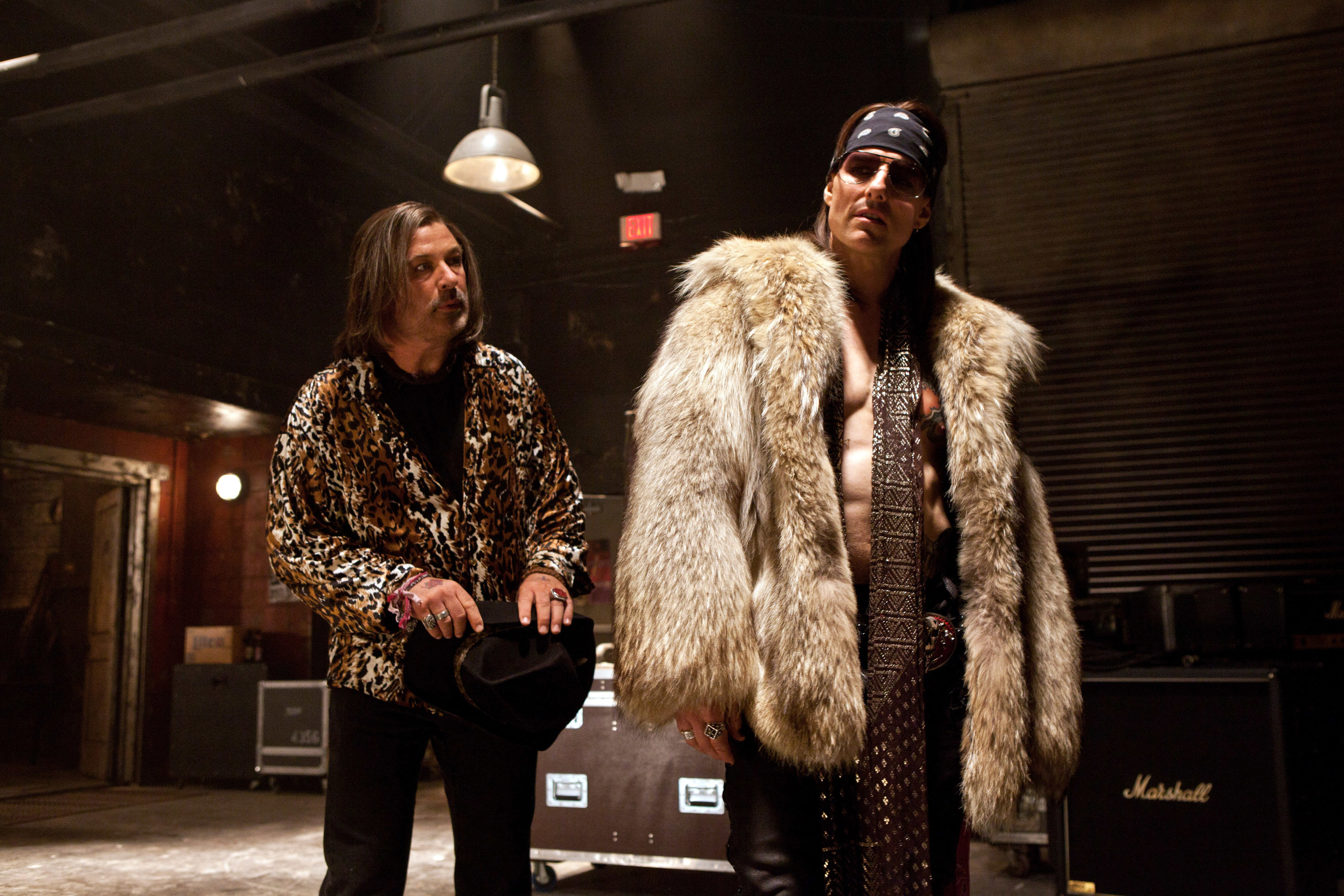 Stacee Jaxx and Dennis in Rock of Ages