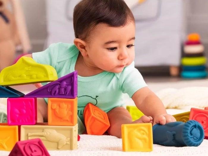 The baby blocks