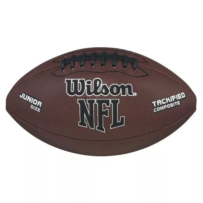 The Wilson NFL football