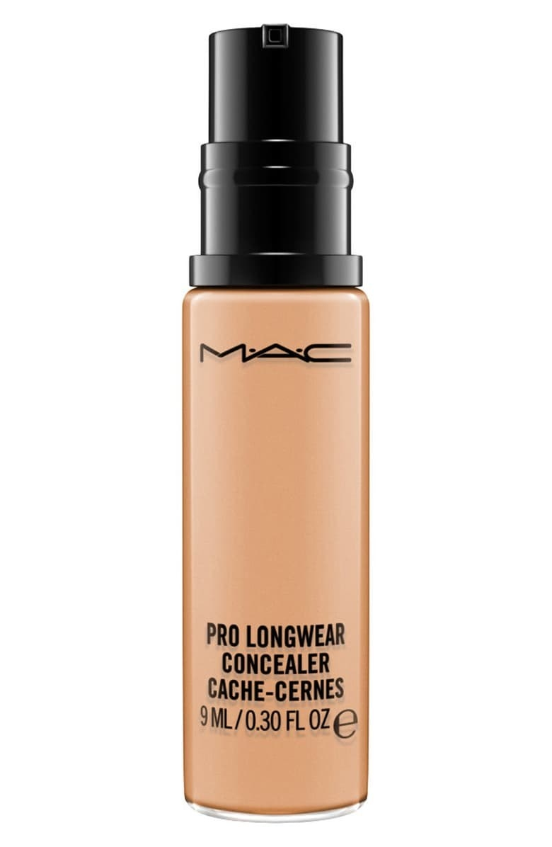 A bottle of the concealer