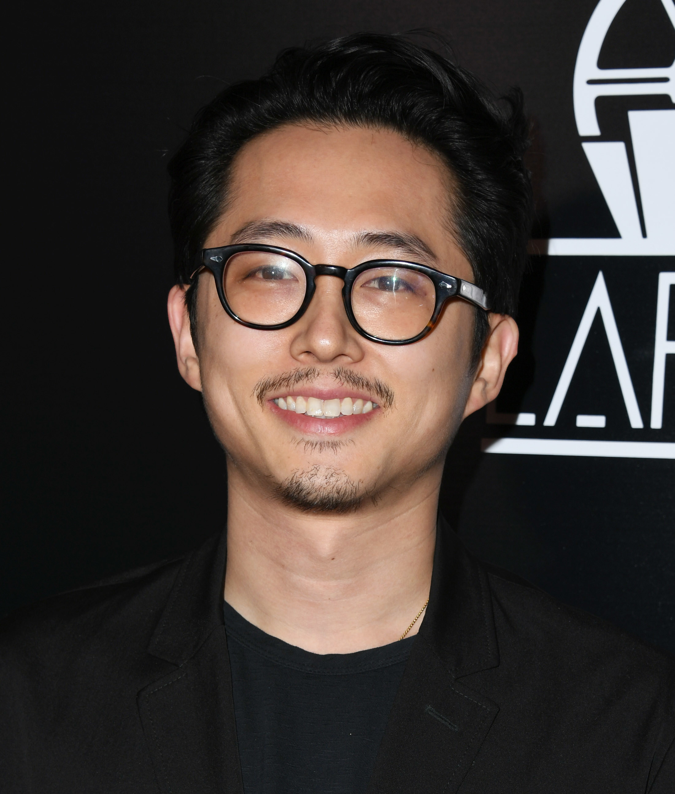 Steven Yeun at the annual Los Angeles Film Critics Association