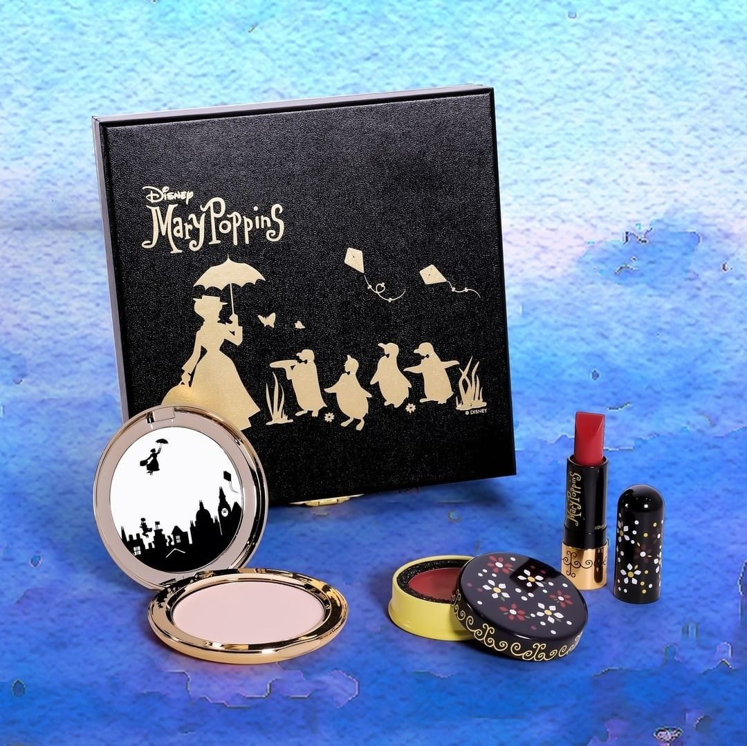 Mary Poppins makeup set