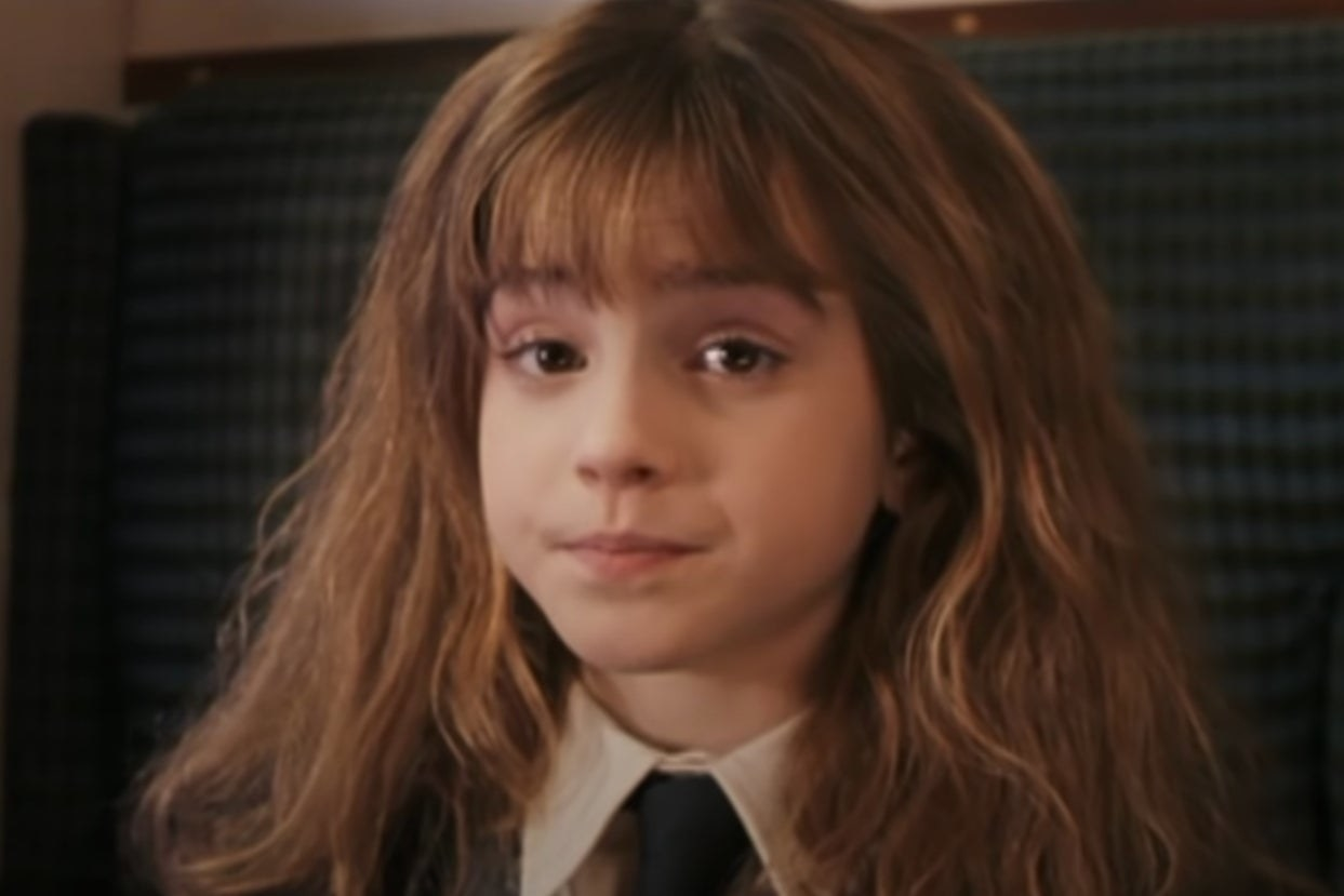 "Hermione from ""Harry Potter"""