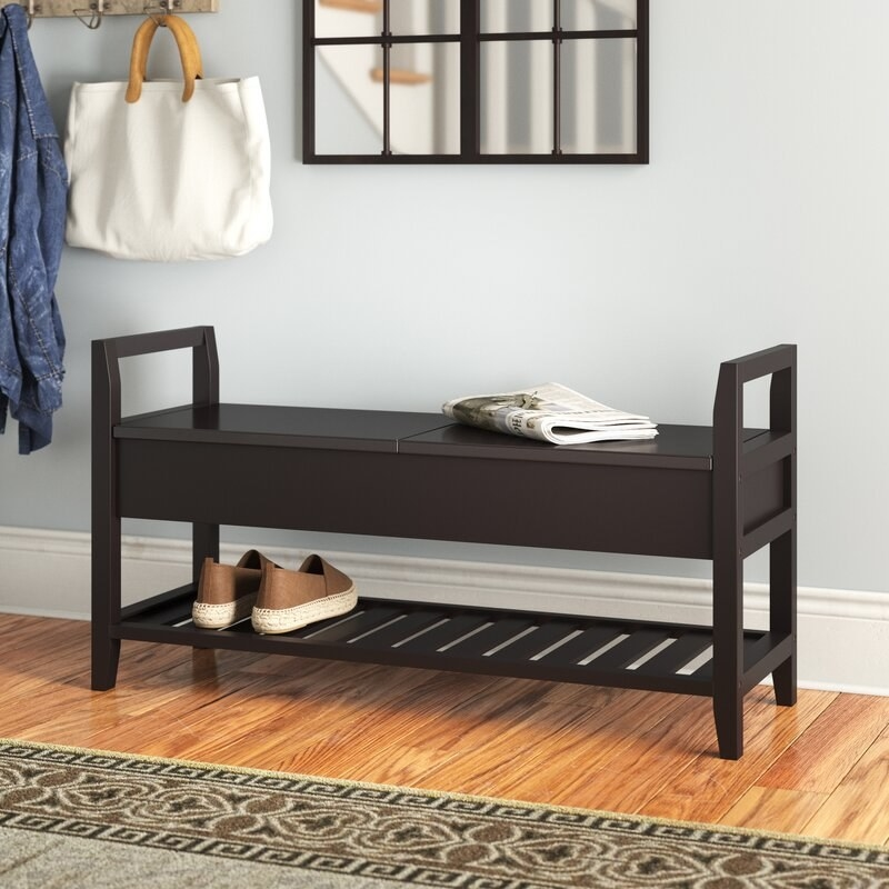 The storage bench