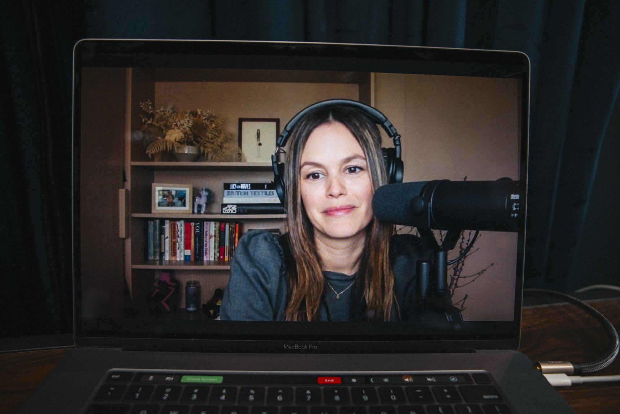 Rachel Bilson on Armchair Expert