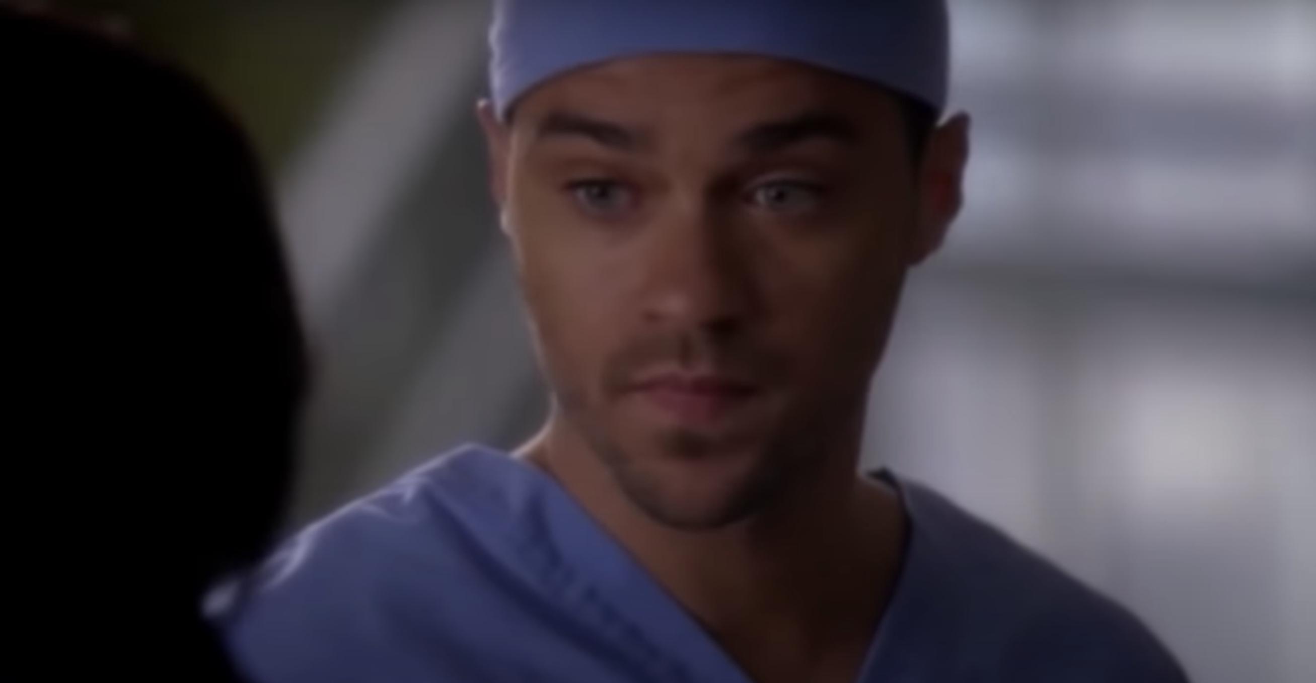 """Jackson in """"Grey's Anatomy"""""""