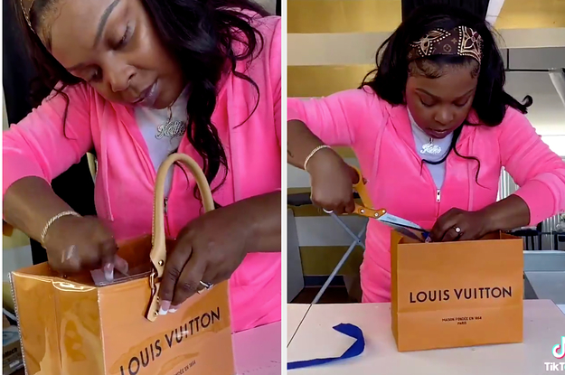A Designer Figured Out How To Make A $2700 Styled Louis Vuitton Bag For $45
