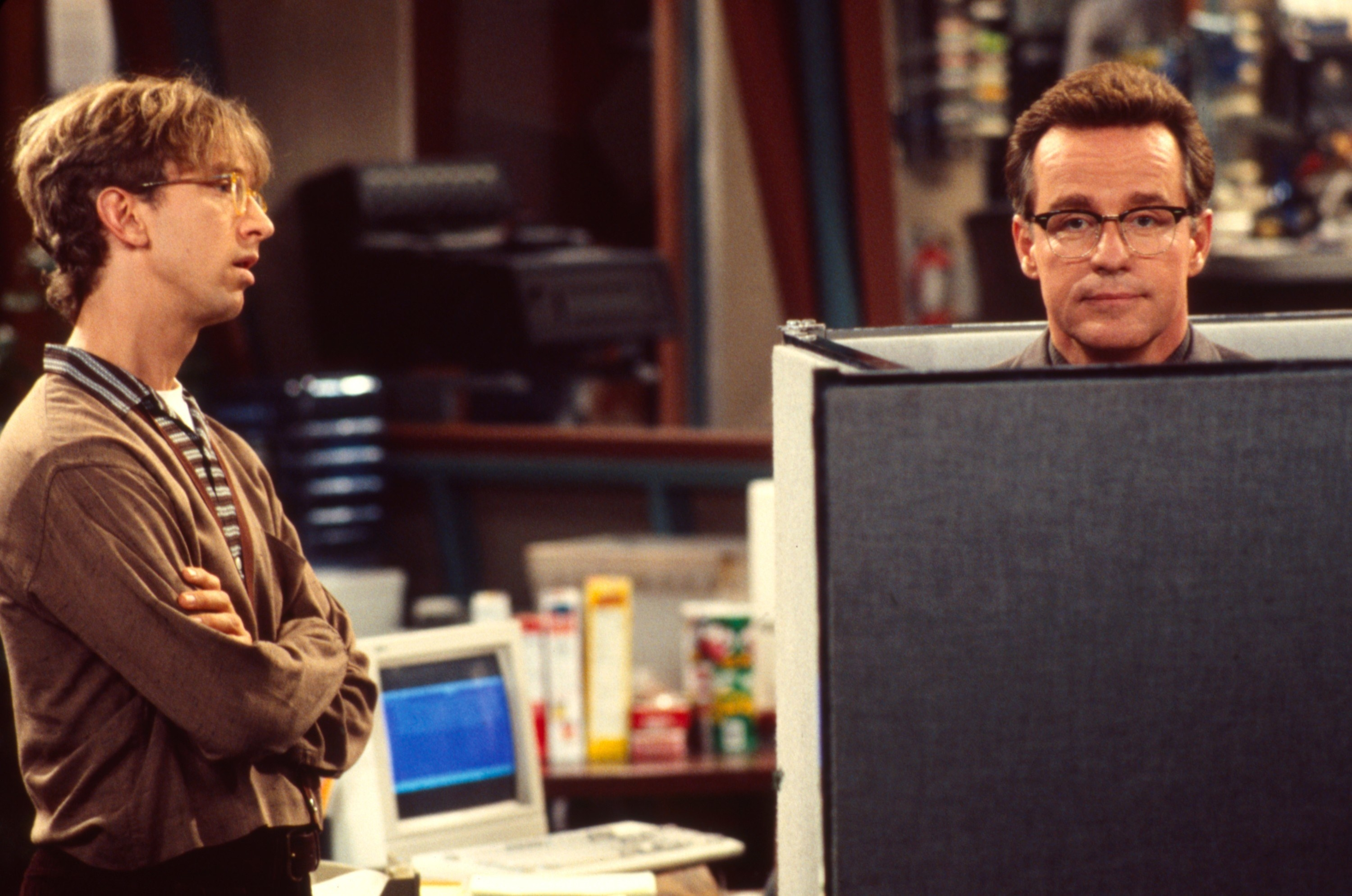 andy dick and phil hartman
