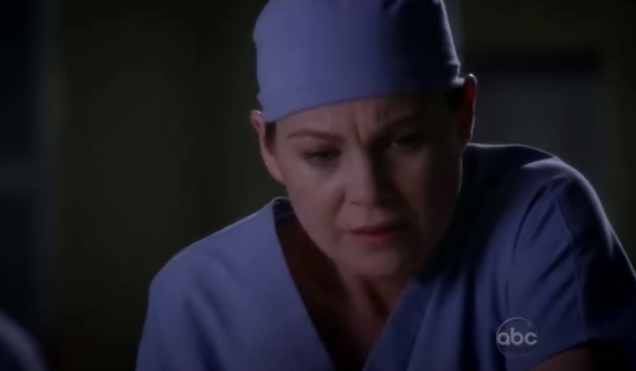 """Meredith in """"Grey's Anatomy"""""""