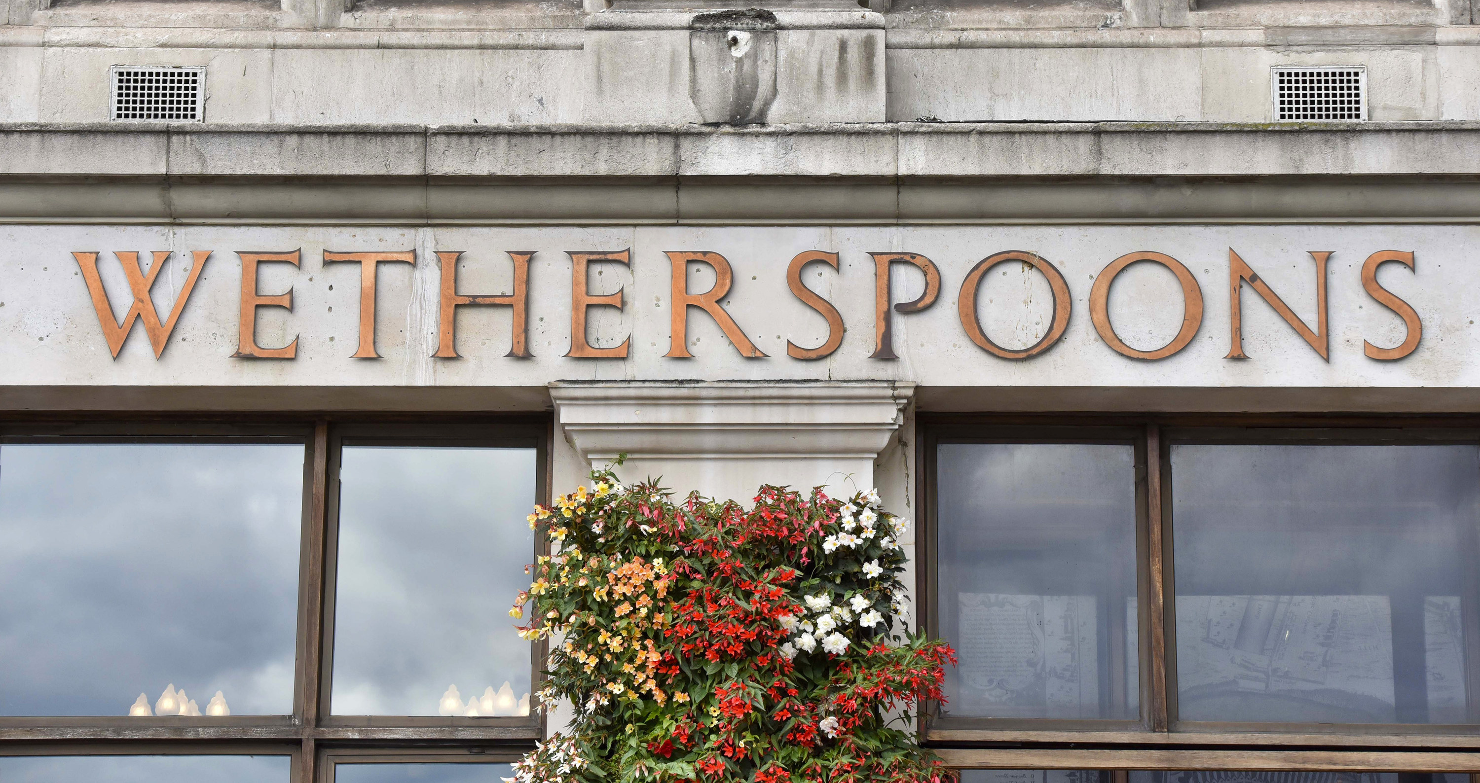 Wetherspoons in London