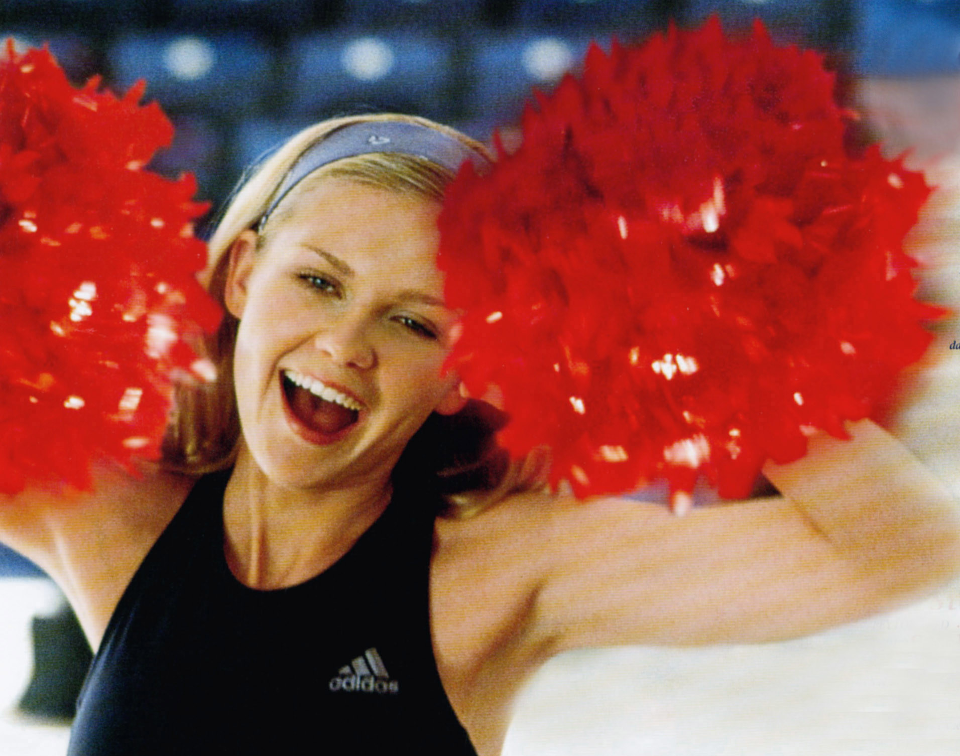 Kirsten Dunst in Bring It On