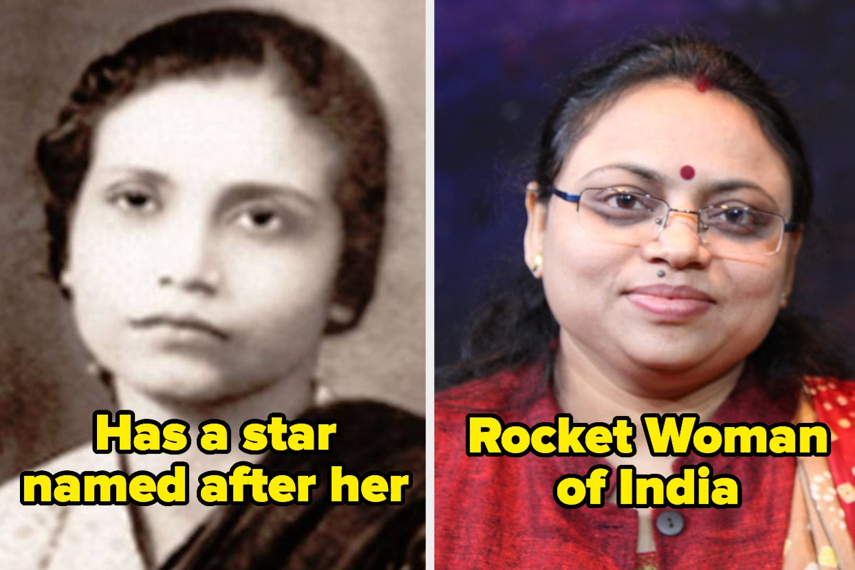 14 Indian Women In Science You Should Know About
