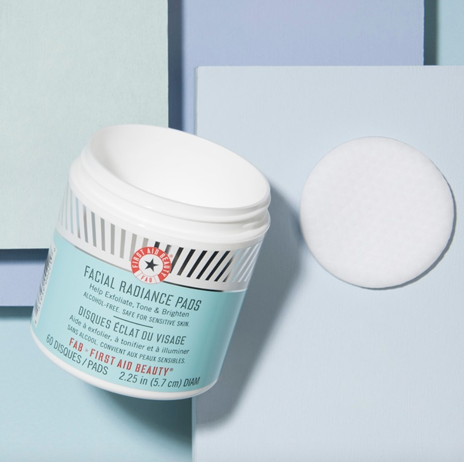 The radiance pads