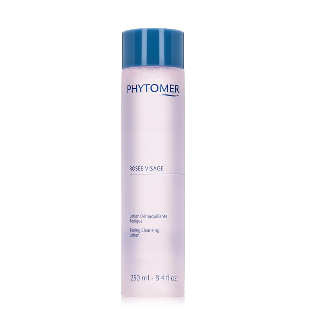 The cleansing toning lotion