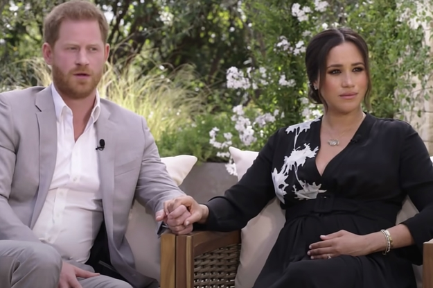Meghan Markle Said The Royal Family Is
