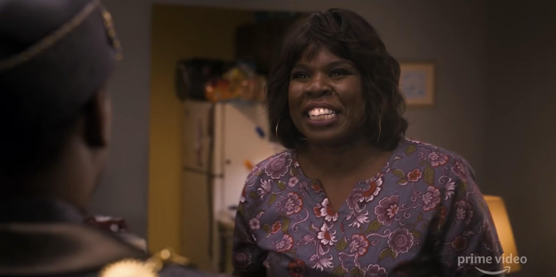 Leslie Jones in Coming 2 America