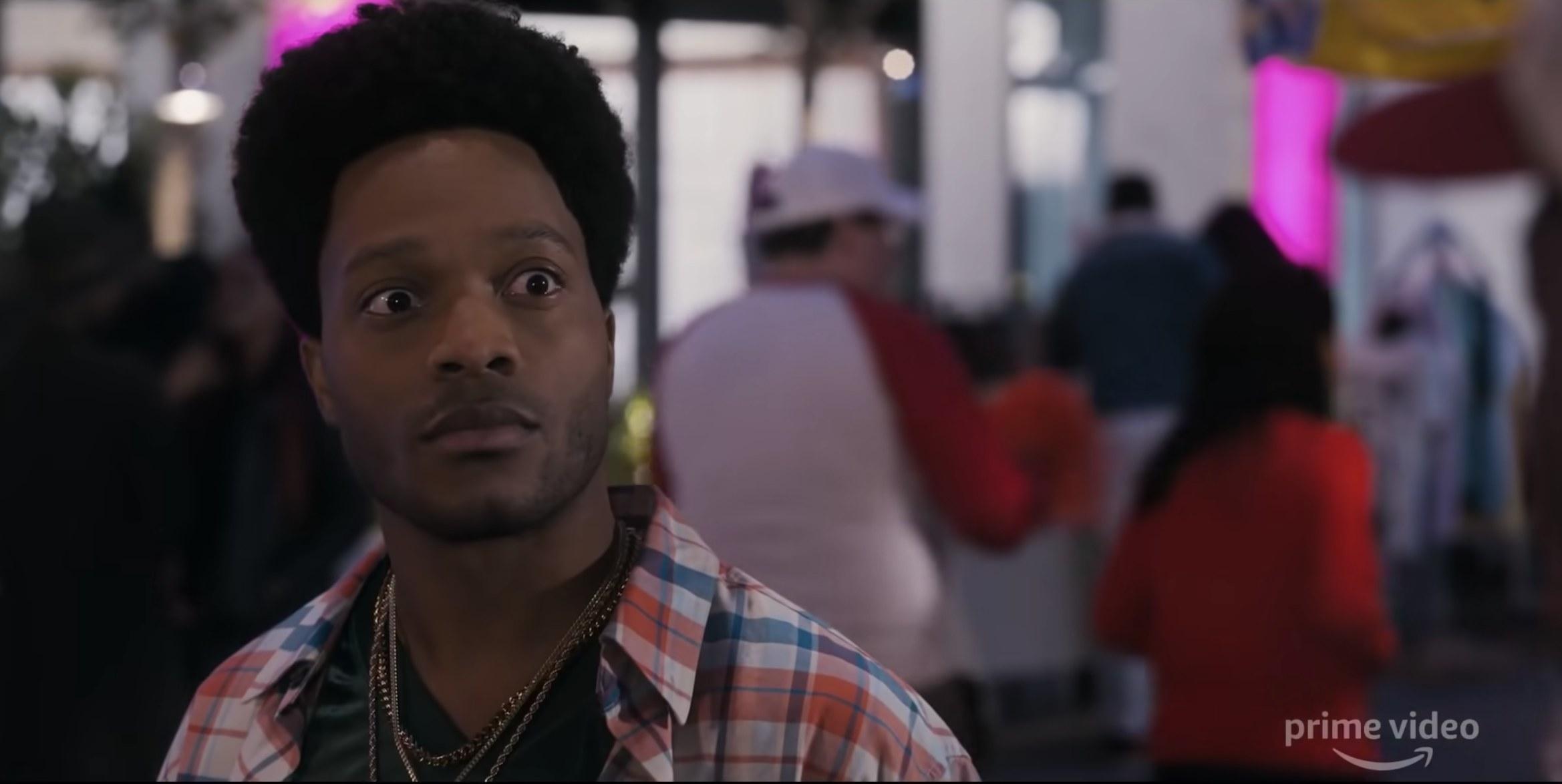 Jermaine Fowler in Coming 2 America