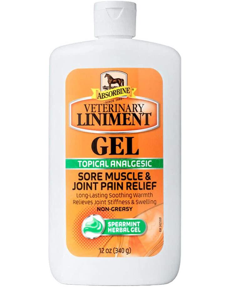 The gel