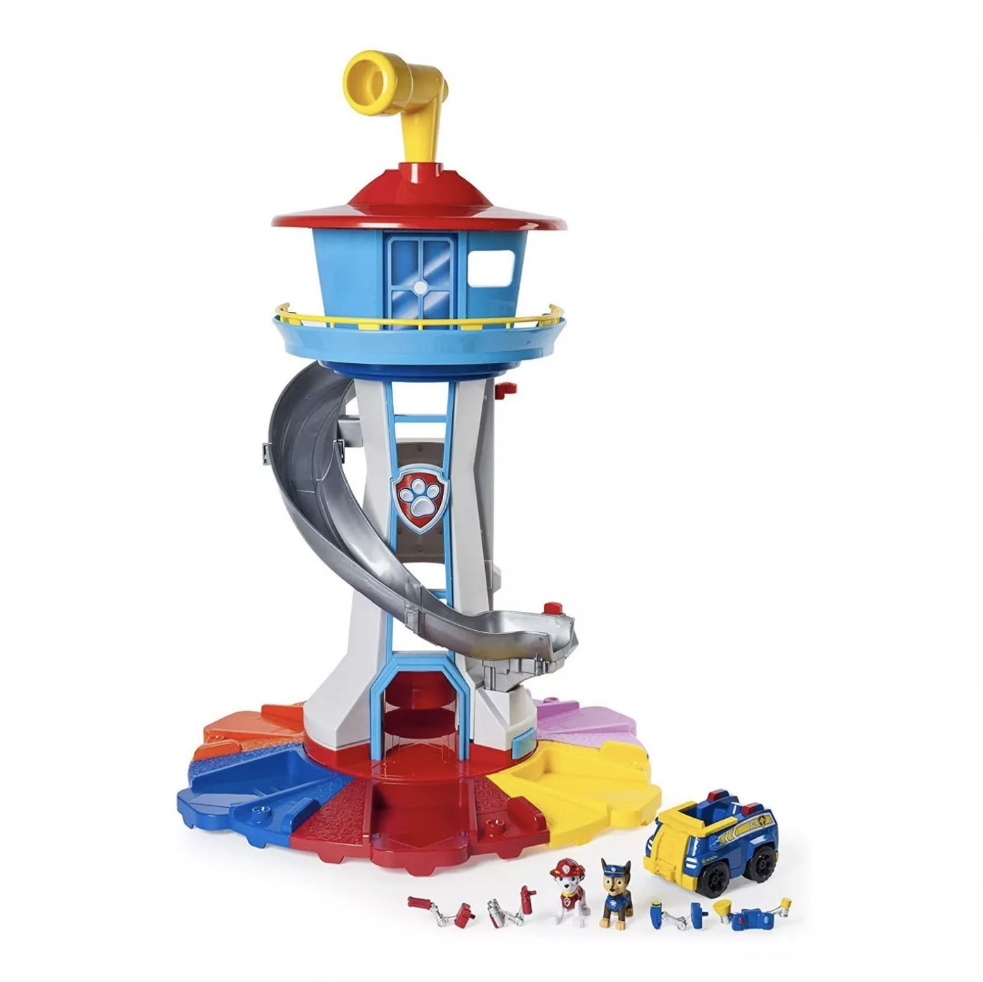 The Paw Patrol lookout tower