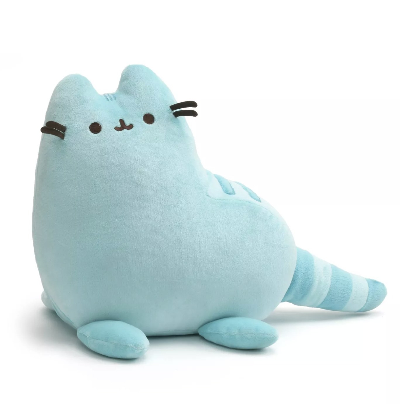 The blue dinosaur Pusheen cat