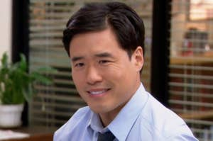 Randall Park as Asian Jim in The Office