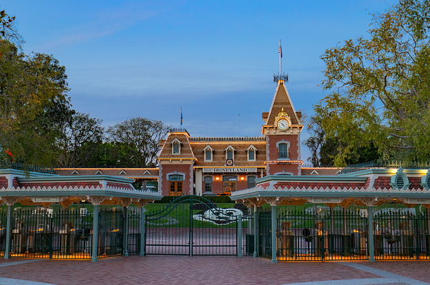 California Will Allow Stadiums And Theme Parks Like Disneyland To Reopen In April