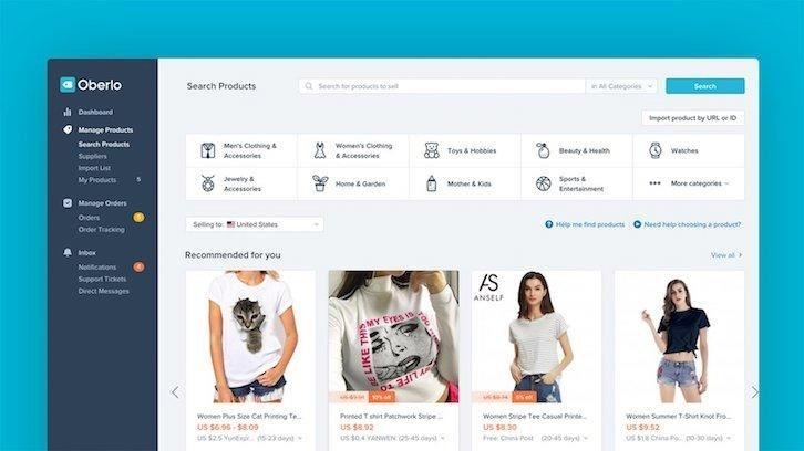 An example of Shopify's program.