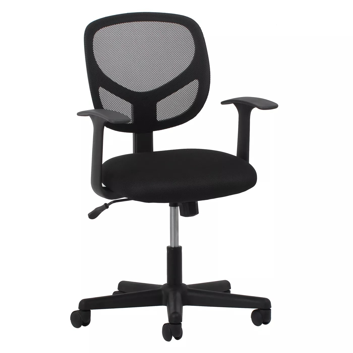 The swivel chair
