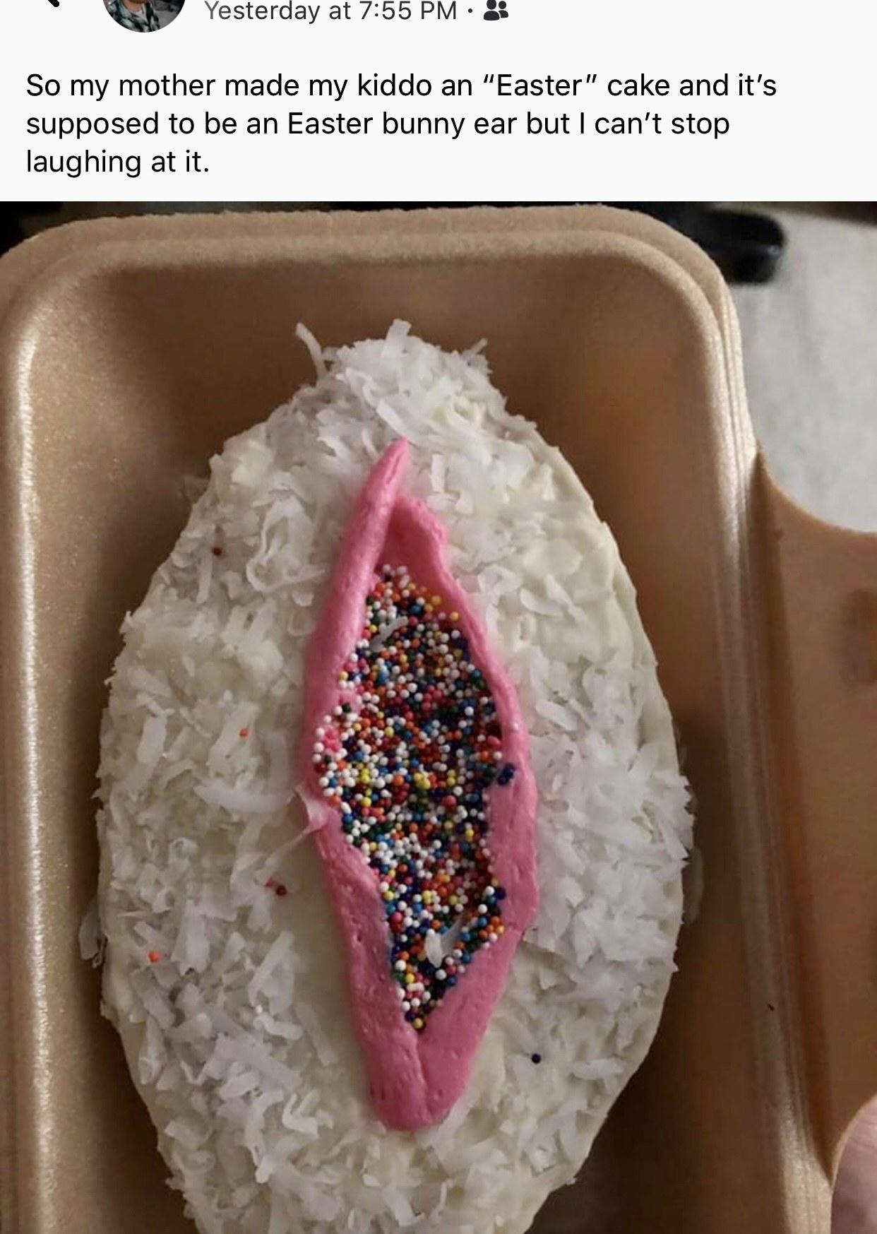 cake that looks suggestive