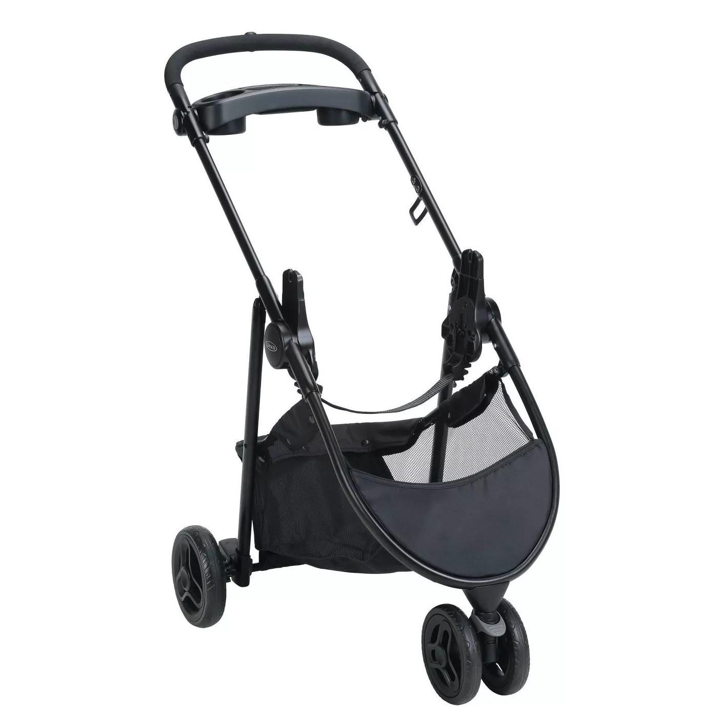 The three-wheel car seat carrier
