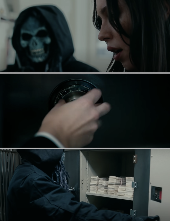 """The opening bank robbery scene in """"The Town"""""""