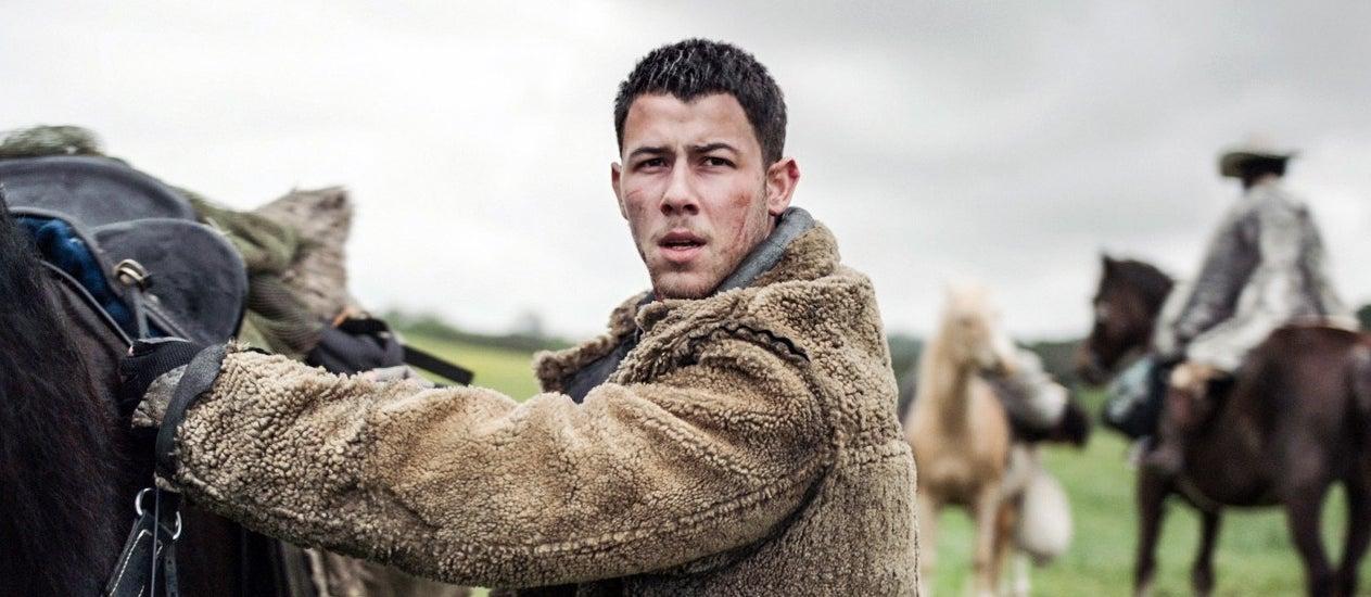 Nick Jonas as Davy Prentiss
