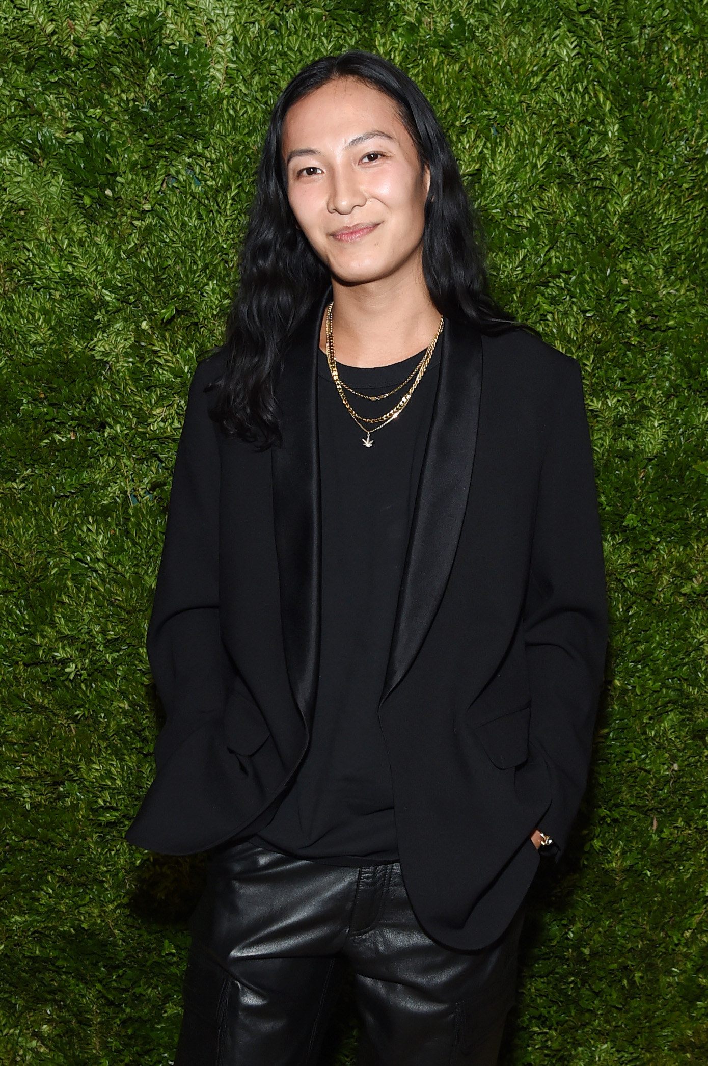 Wang at the Vogue Fashion Fund 2019 Awards in New York City