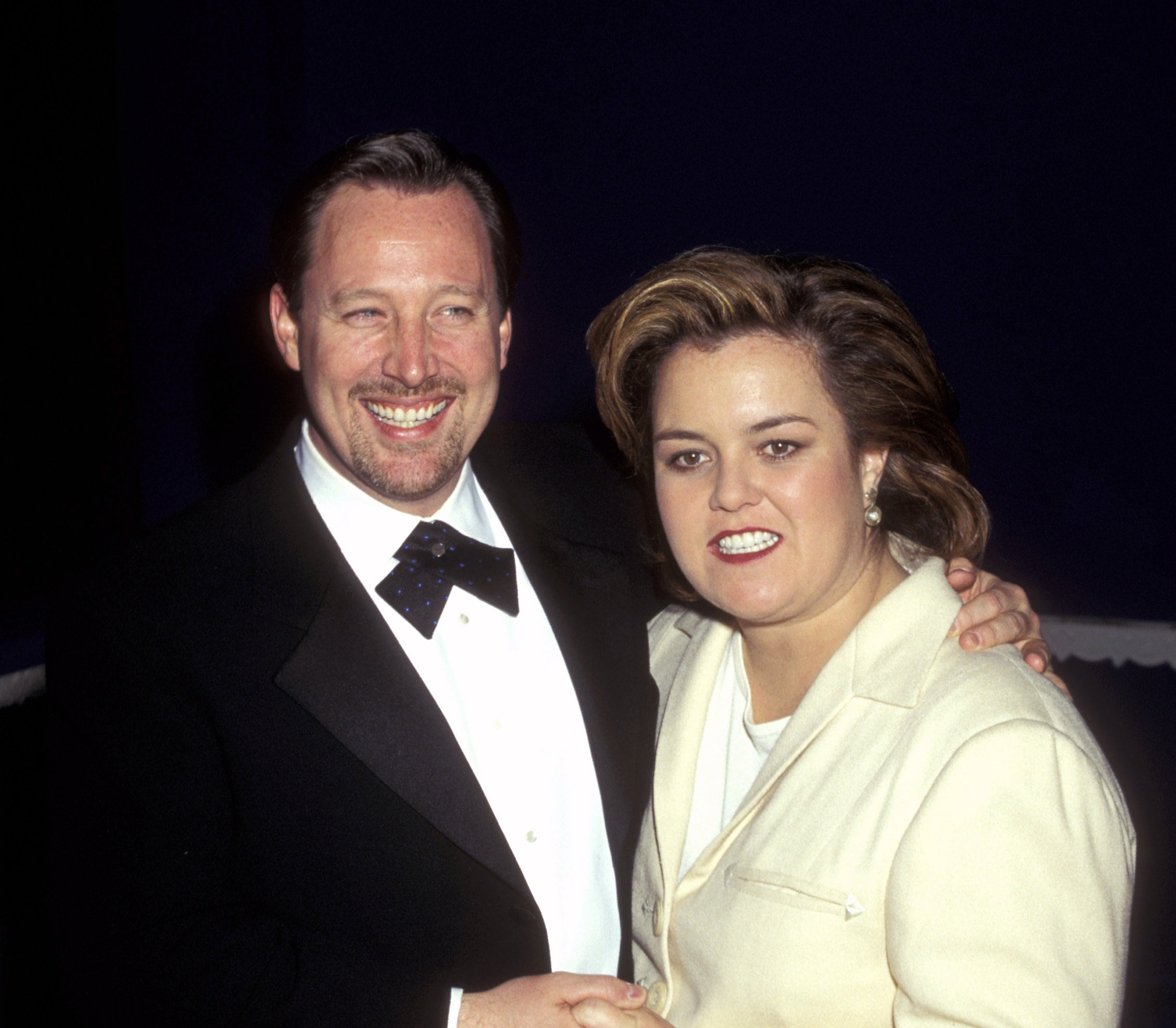 John McDaniel and Rosie O'Donnell during A Tribute to Kander & Ebb at The Supper Club in New York City