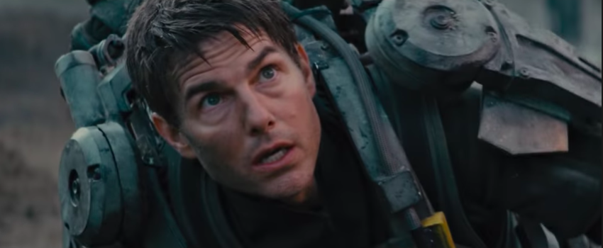"""Major William Cage from """"Edge of Tomorrow"""""""