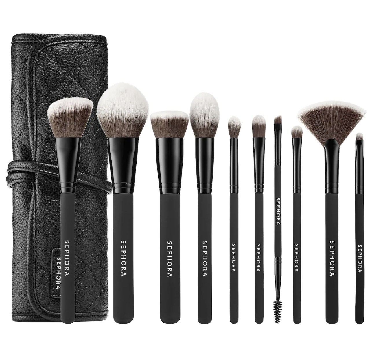The 10 makeup brushes
