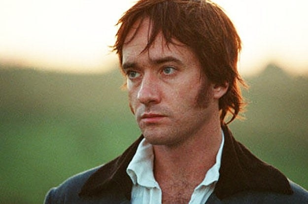 "Mr. Darcy from ""Pride and Prejudice"""