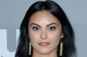 Camila Mendes at the CW Network Upfronts in 2018