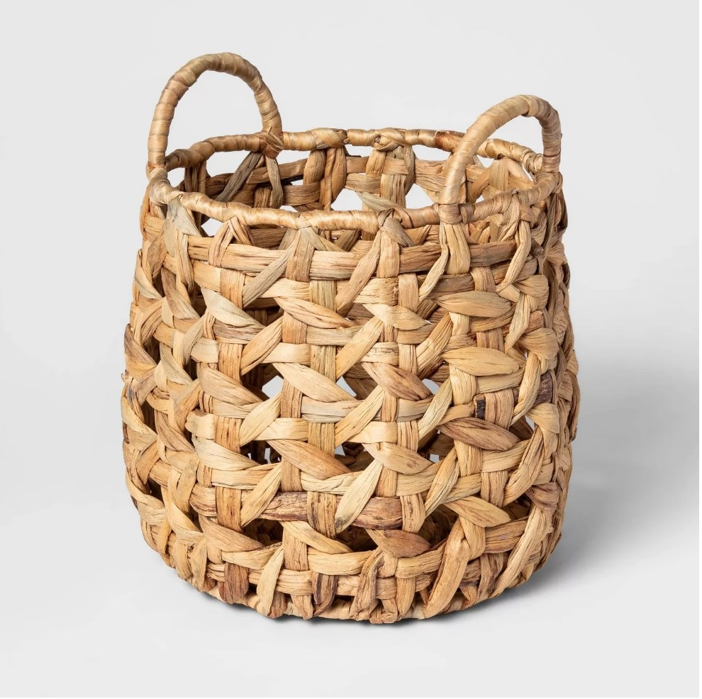 The woven basket