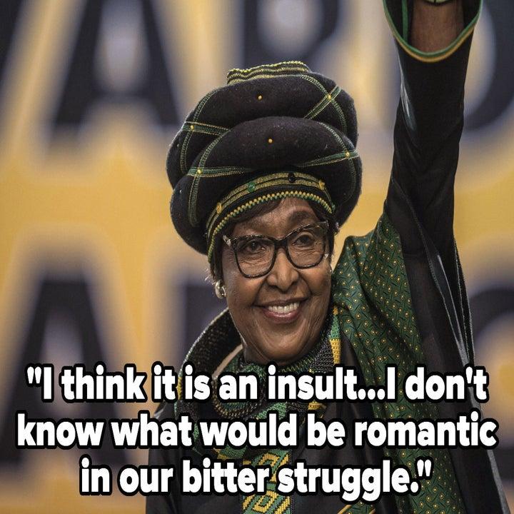 The real Madikizela-Mandela