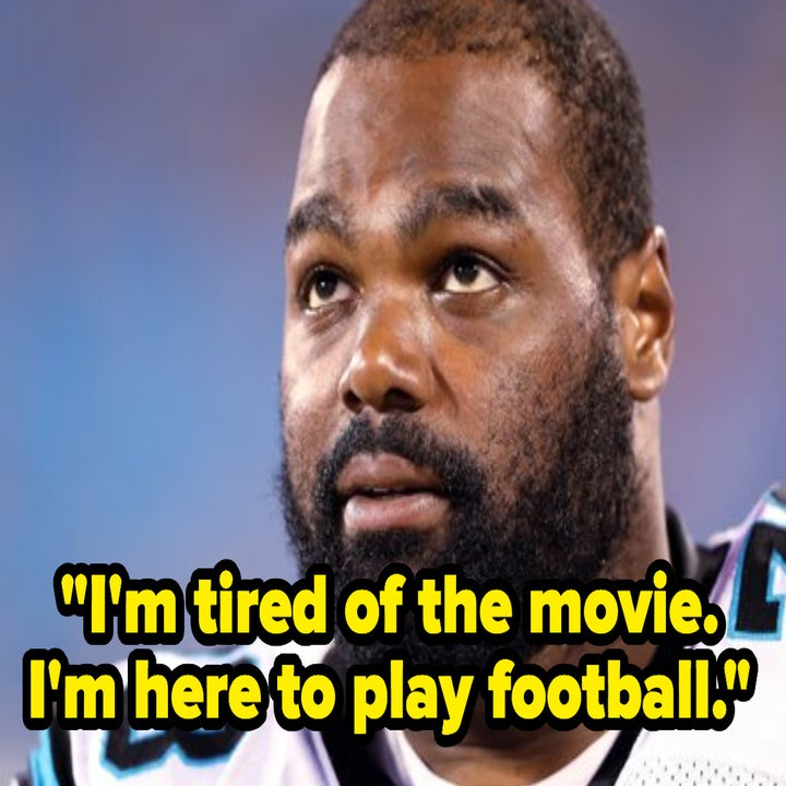 The real Michael Oher